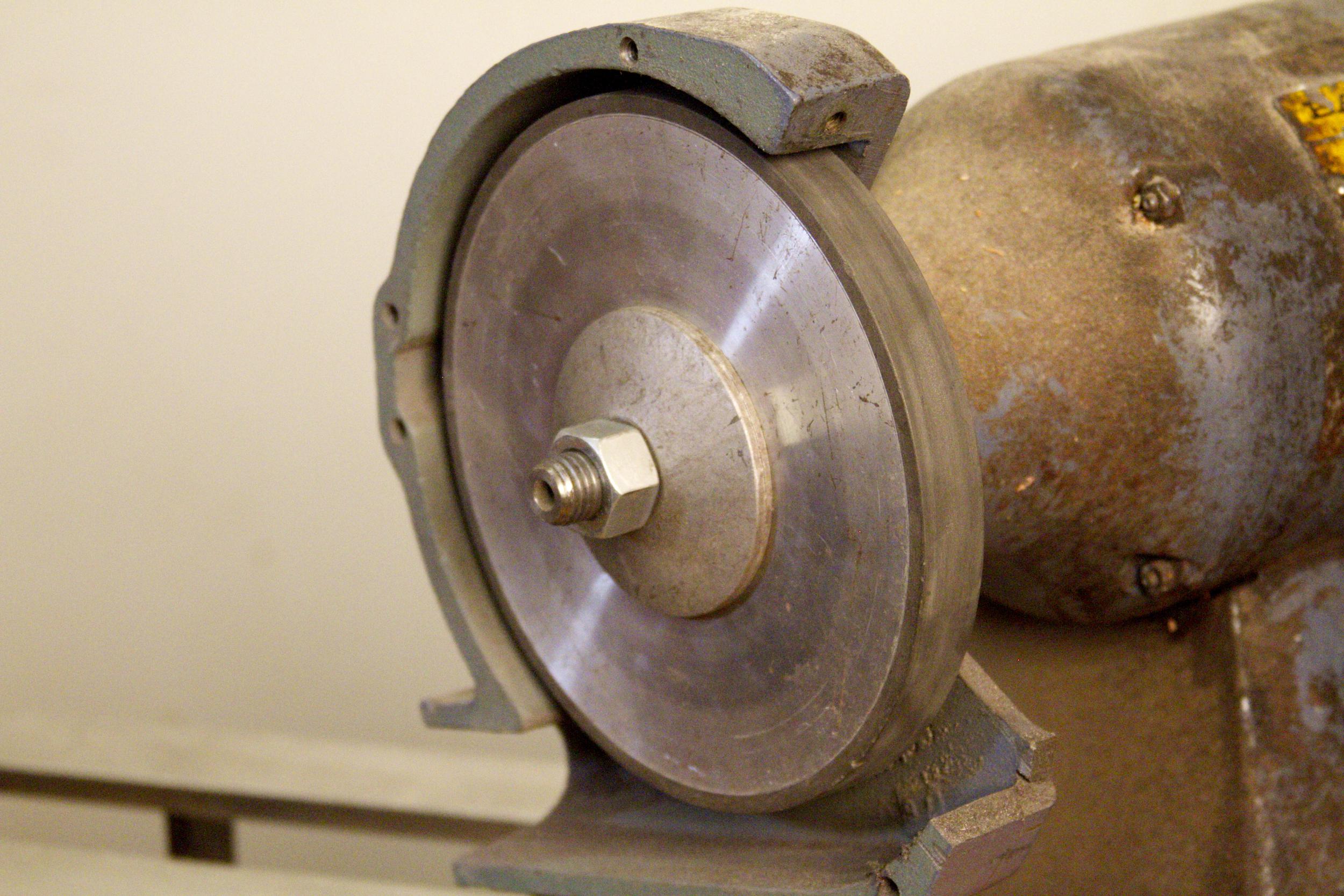 NW Super Abrasive Matrix wheel