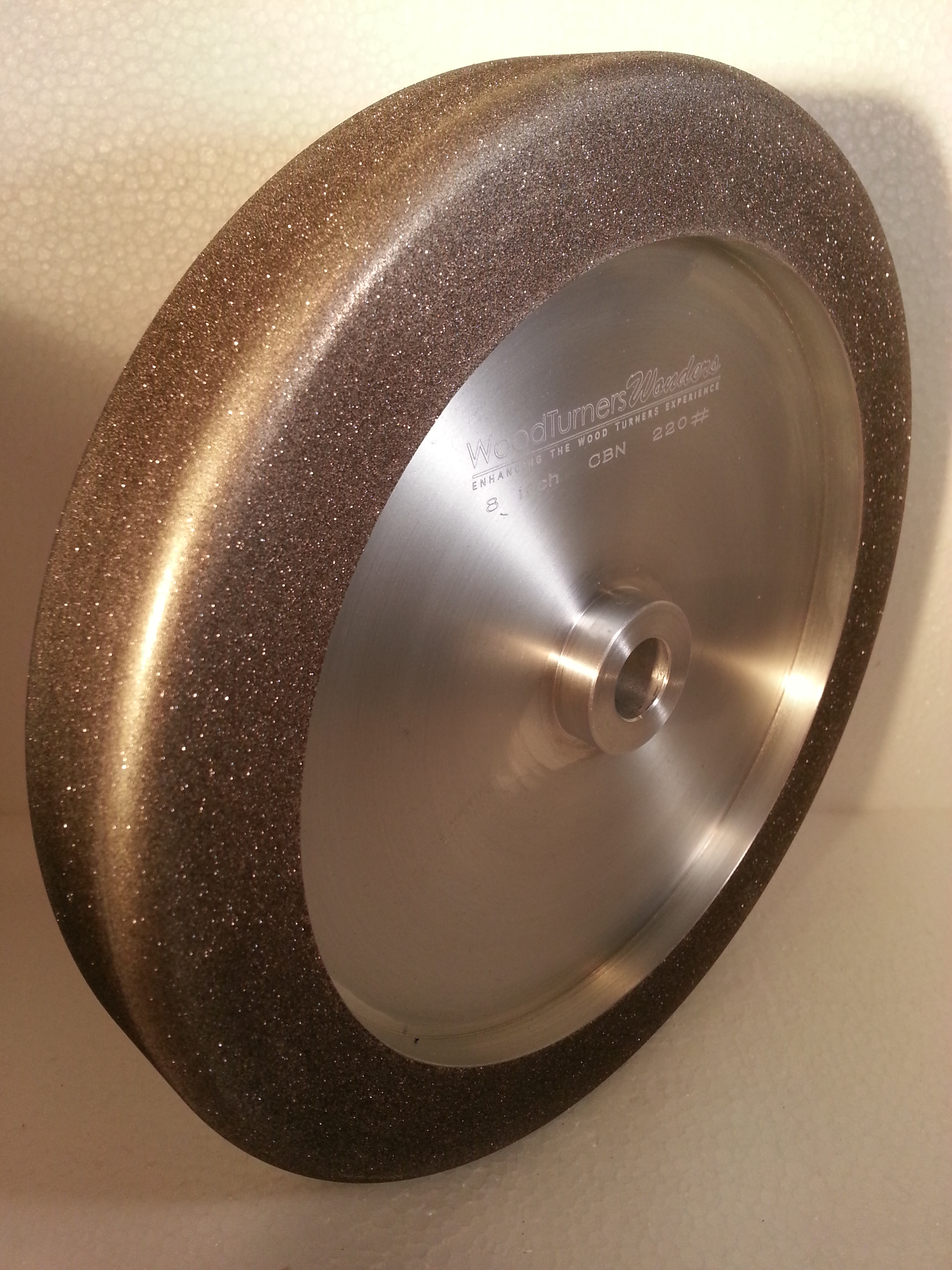 New 4 in 1 wheel from Wood Turners Wonder