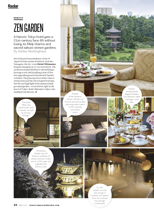 Travel+Leisure Southeast Asia # May 2015