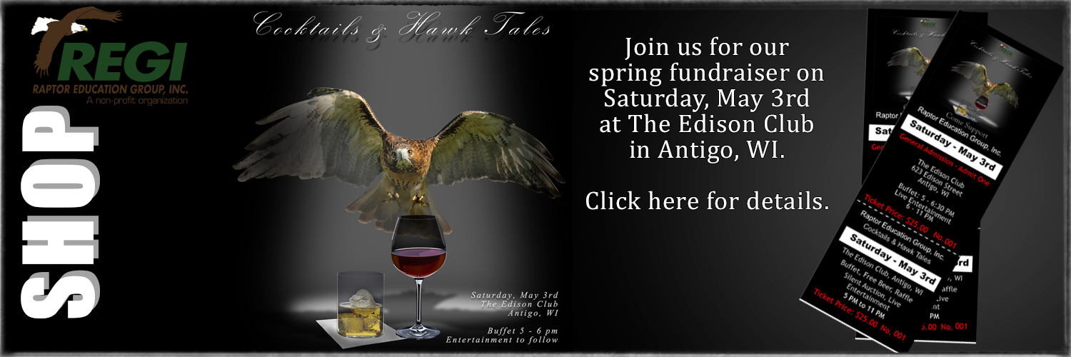 Cocktails & Hawk Tales  Event
