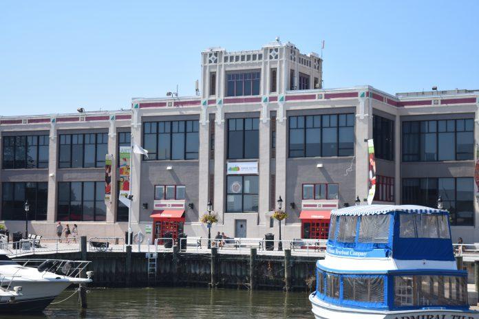 Torpedo Factory Art Center in Alexandria, VA ( source )