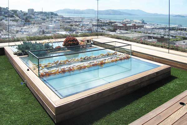 Grant Avenue - San Francisco (finished in July 2015)   Extensive remodeling for contemporary and sophisticated house, with breathtaking view from roof deck, and state of the art appliances and fixtures.