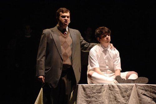 "YOUNG TOMMY IN TOMMY"" AT THE BOSTON CONSERVATORY"