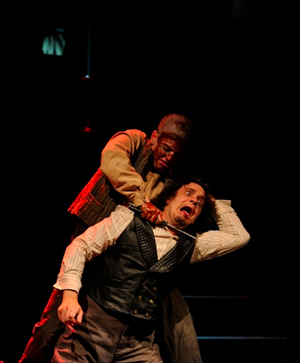 "TOBIAS IN ""SWEENEY TODD"" AT CAIN PARK"