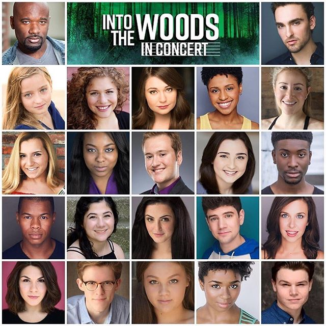 Honored and beyond excited to be in the chorus of this incredible production. July 7th!! Get ready, and get your tickets!!! @clevelandmusicaltheatre 🤩🥳 Side note... my headshot is next to @gracefalasco, and it just feels right. • #IntoTheWoods #ClevelandMusicalTheatre #Cleveland #NYC #TownHall #CLE #Hometown #TownHallNYC
