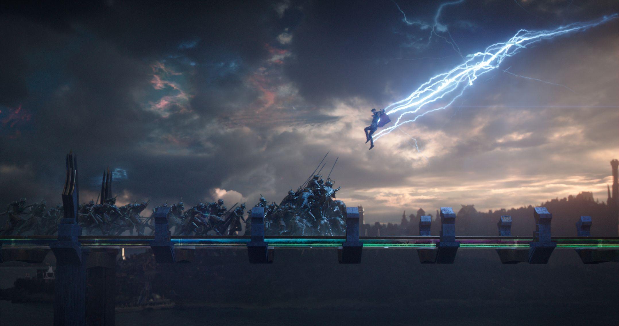 3.) Thor: Ragnarok