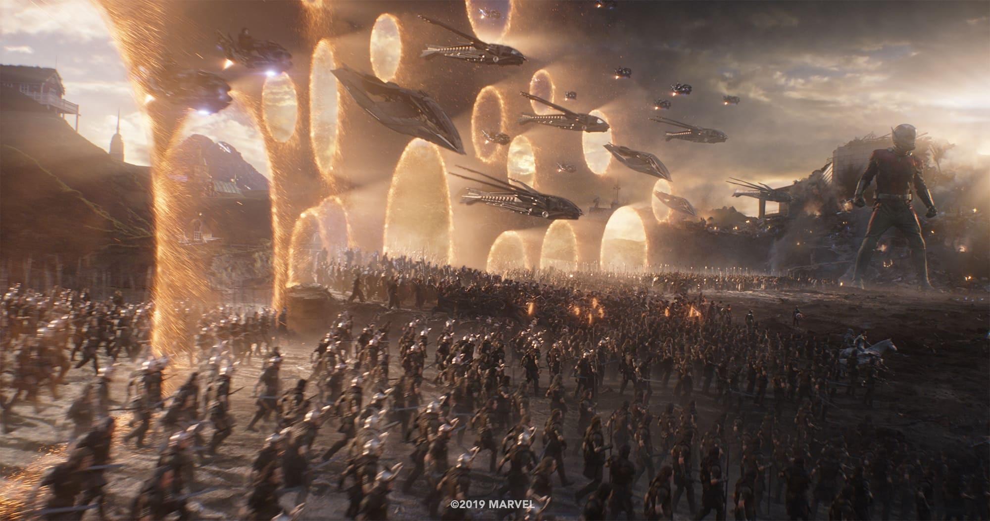 5.) Avengers: Endgame