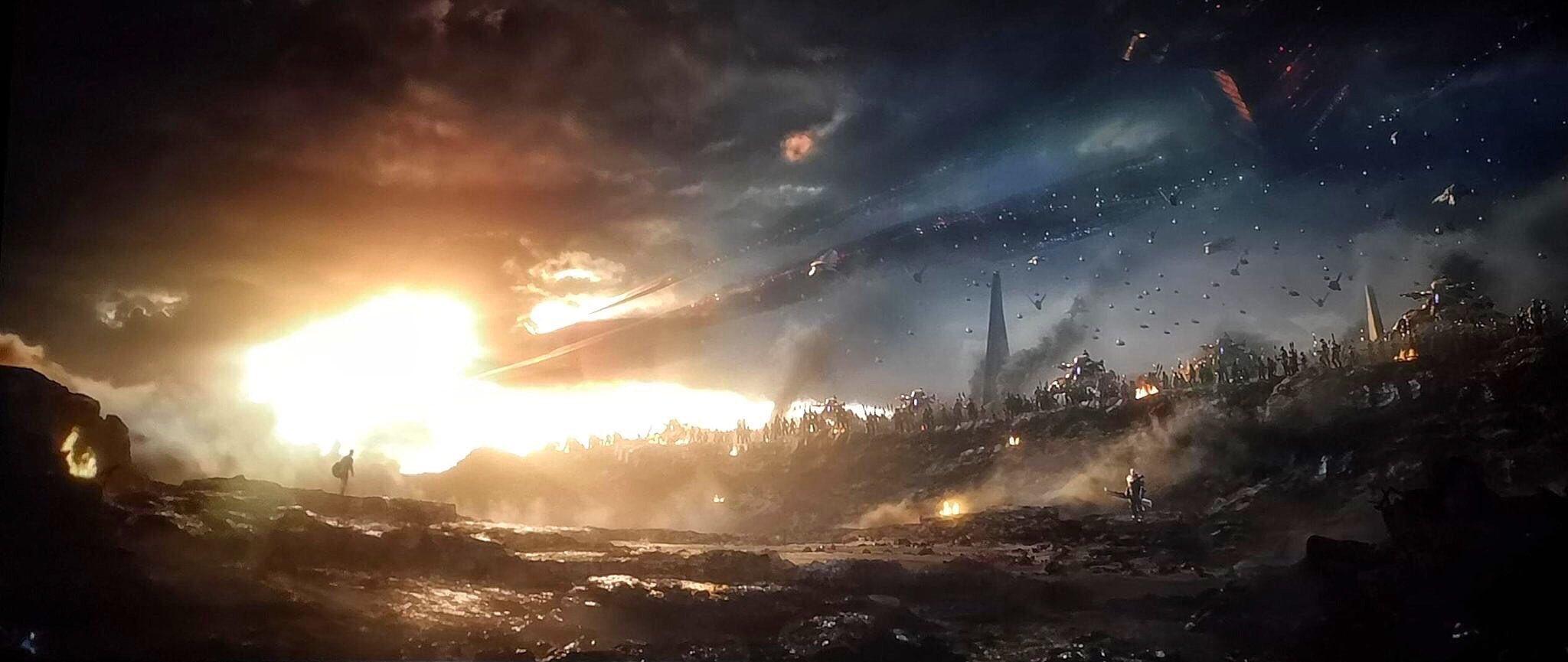1.) Avengers: Endgame