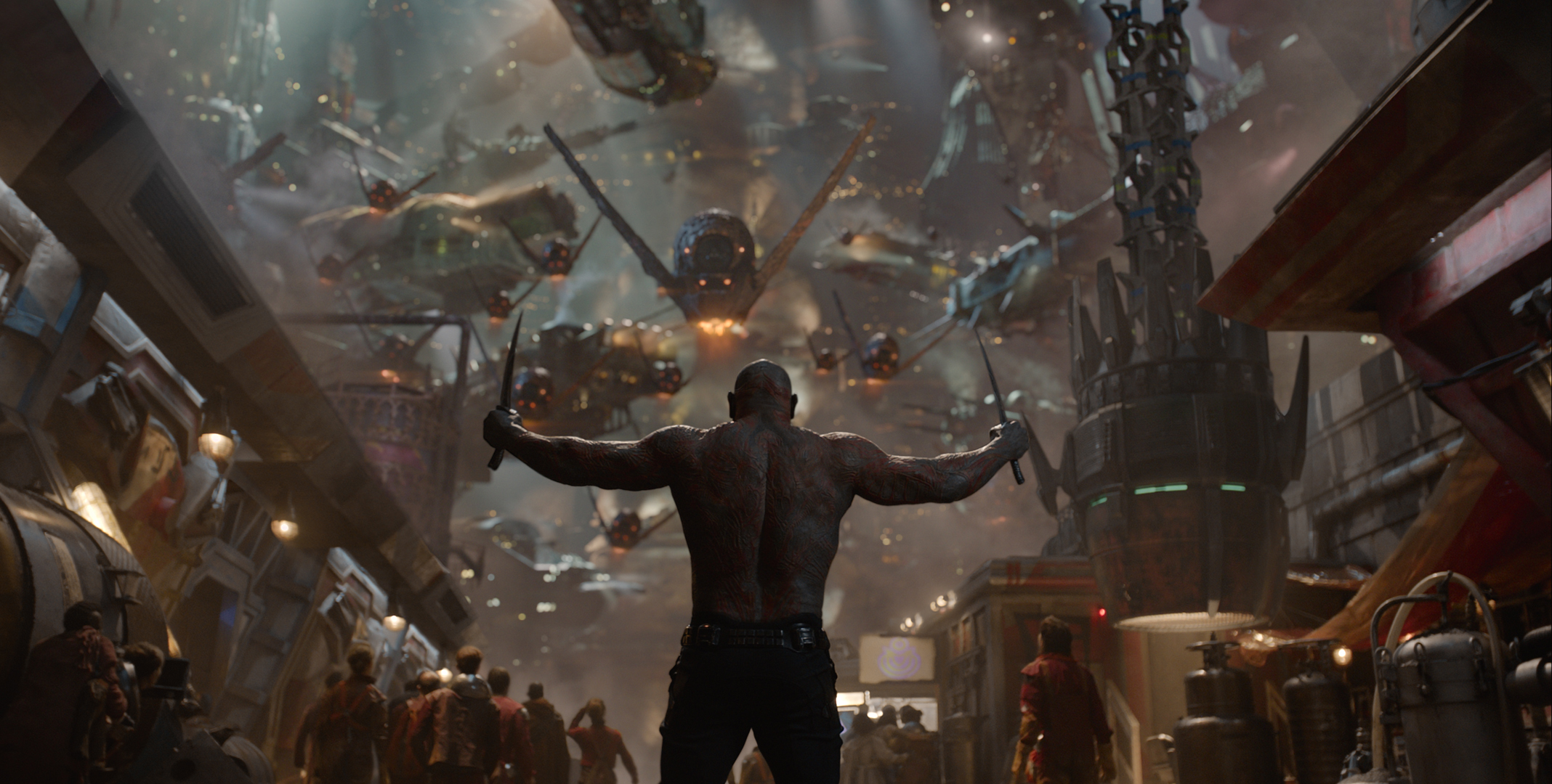 10.) Guardians of the Galaxy
