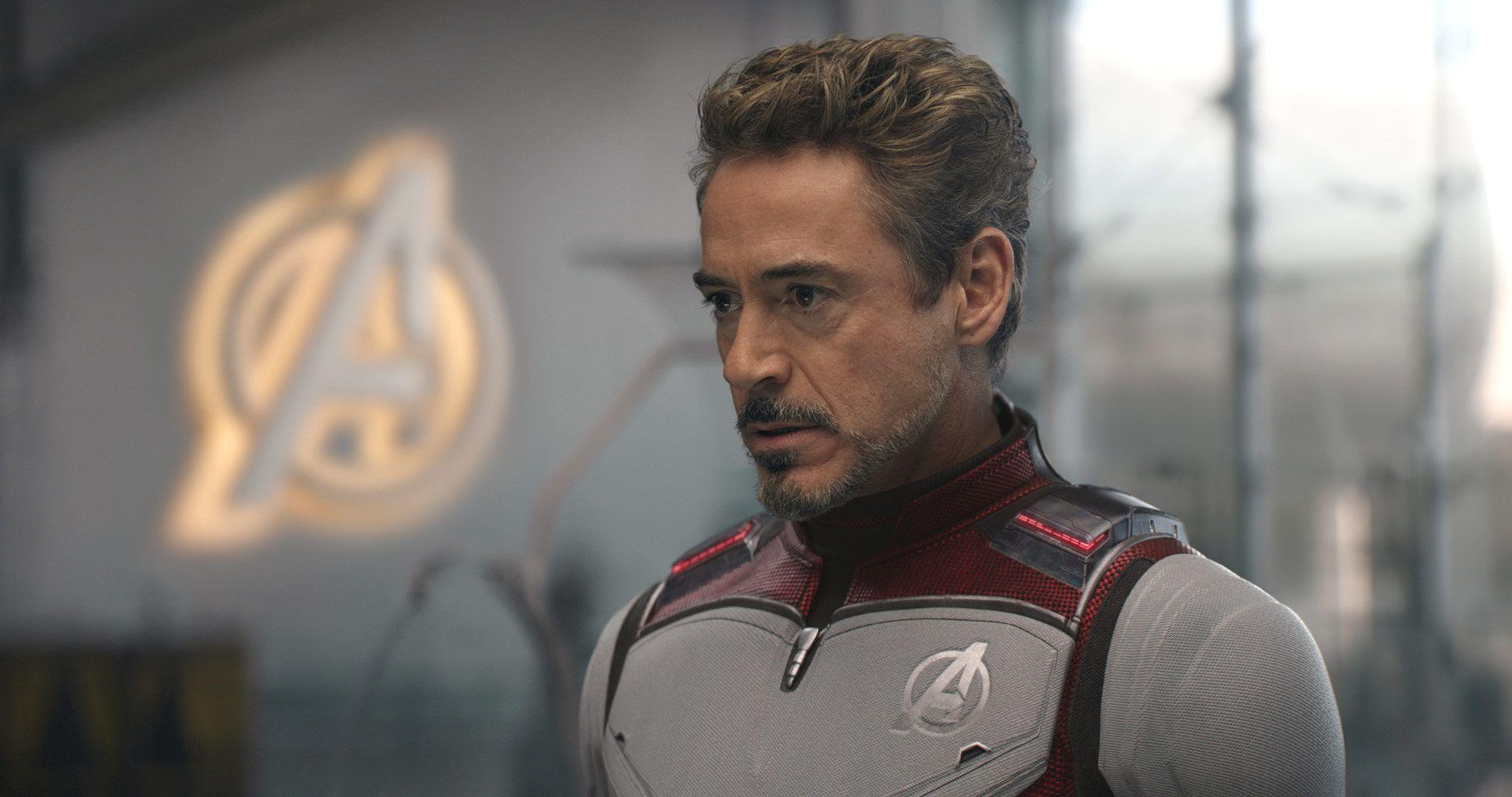 1.) Robert Downey Jr., Avengers Infinity War