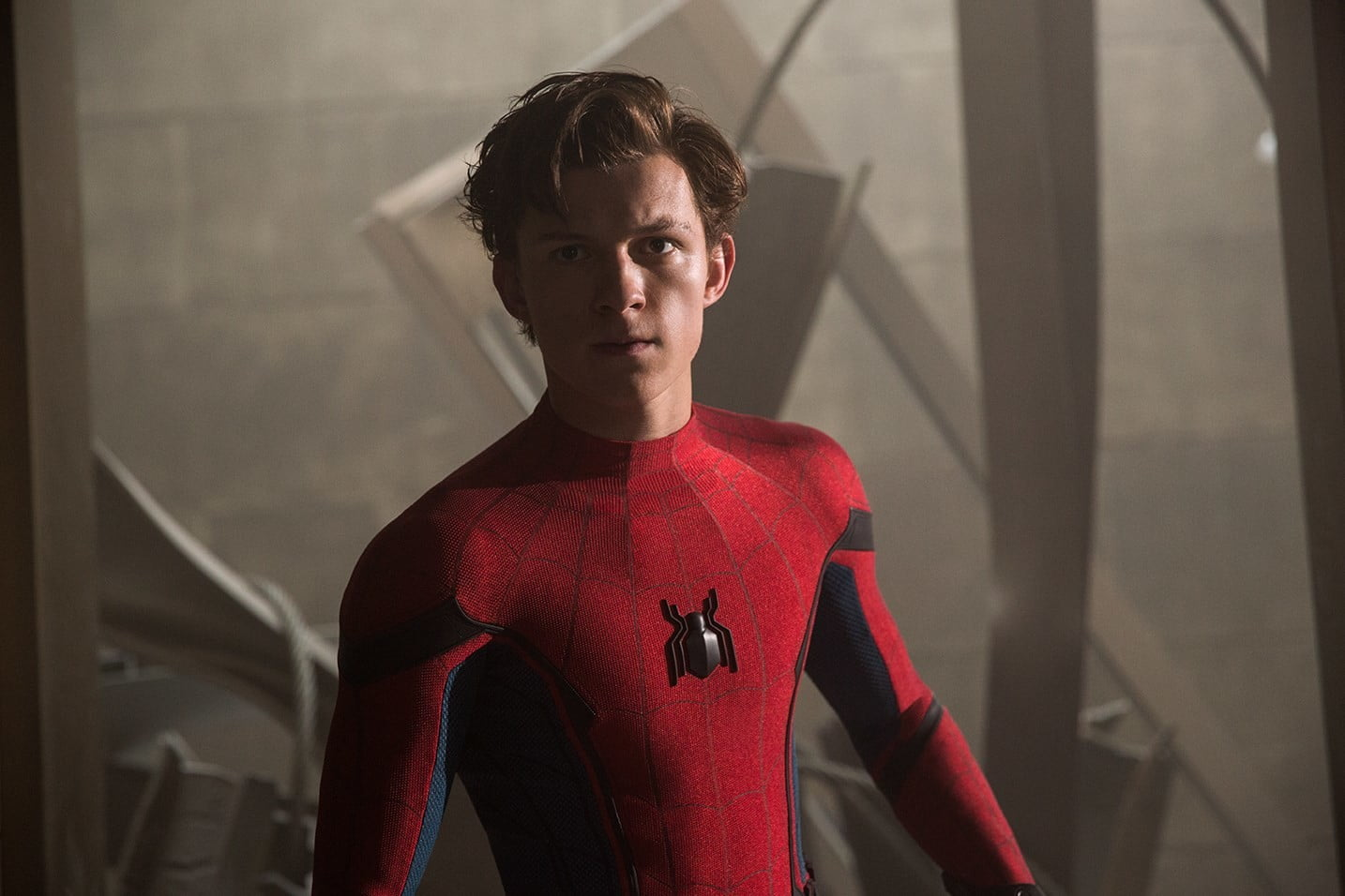 9.) Tom Holland, Spider-Man: Homecoming