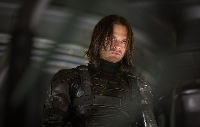 8.) Sebastian Stan, Captain America: The Winter Solider