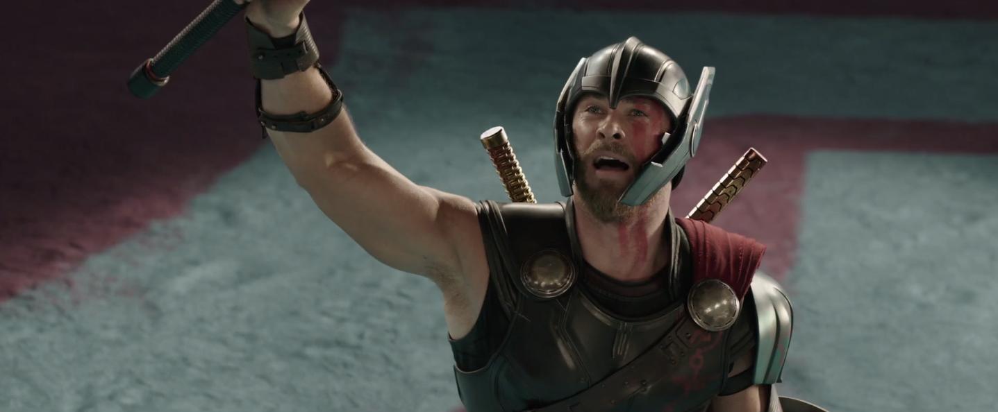 6.) Chris Hemsworth, Thor: Ragnarok