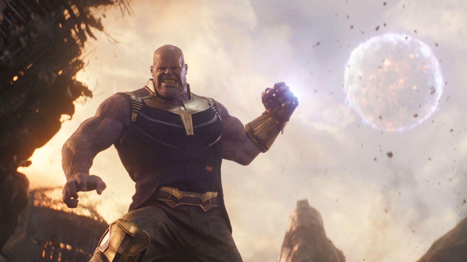 4.) Josh Brolin, Avengers: Infinity War
