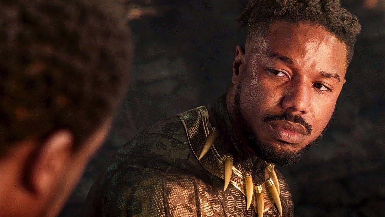 4.) Killomnger, Black Panther