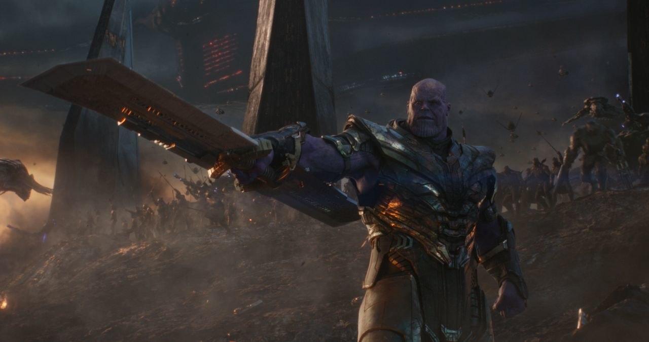 3.) Thanos, Avengers: Endgame
