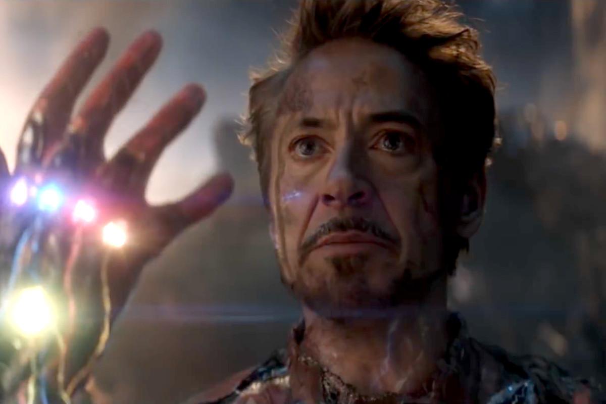 1.) Tony Stark/Iron Man, Avengers: Endgame