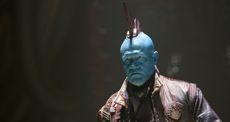 8.) Yondu, Guardians of the Galaxy Vol. 2