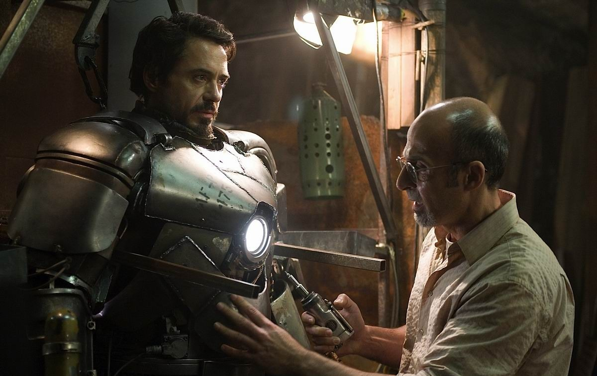 10.) Yinsen, Iron Man