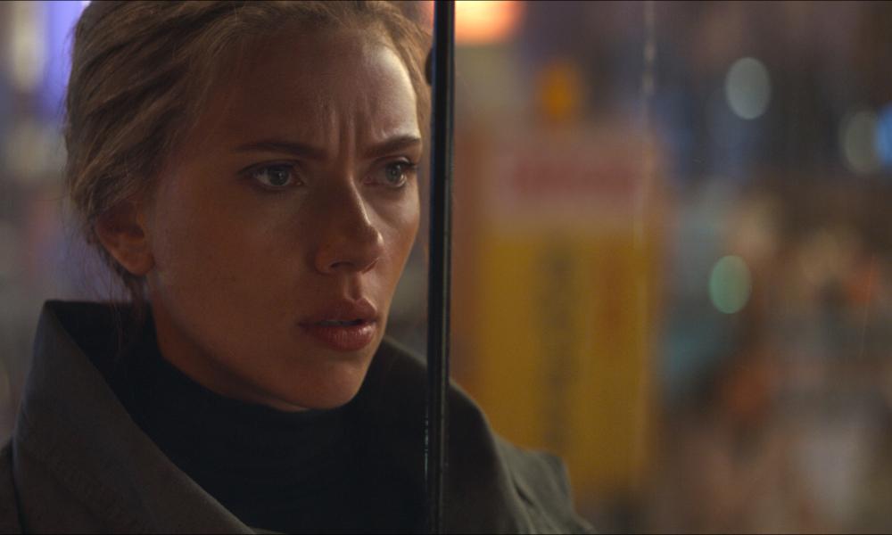 5.) Scarlett Johansson, Avengers: Endgame