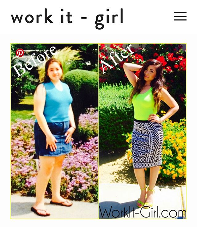 """""""Those Who Say He Can And Those Who Say He Can't Are Both Usually Right."""" #Believe That You Can.  For more tips from girls who made small changes to create a major transformation in their health, check out www.workit-girl.com, under the """"Work It Out"""" section. Anything is possible 🙌🏼🎉🧘🏻♀️ 👩🏻💻 {link in bio}  #transformation #weightloss #workit #workout #health #inspirationalquotes #inspire #habits"""