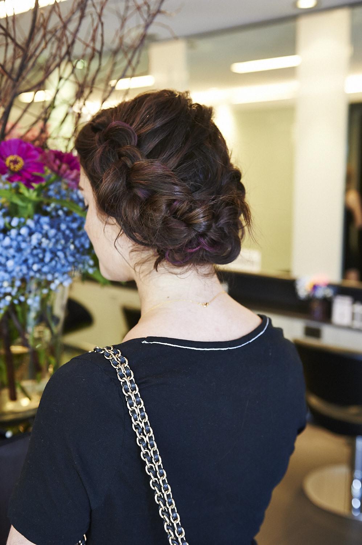 L'Oréal Professionnel Hairchalk launch 2014_Sarah Macrae OK! Magazine.jpg