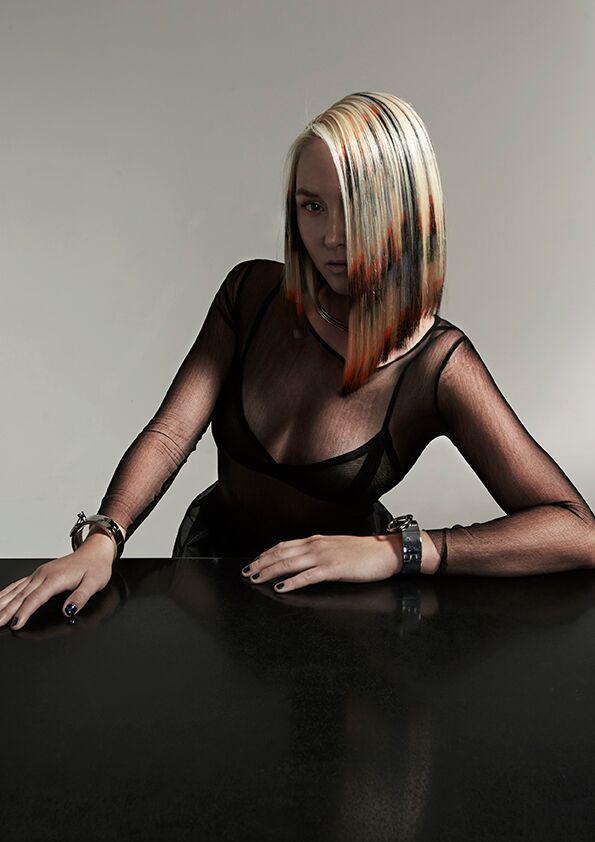 Hair by Brett Albury
