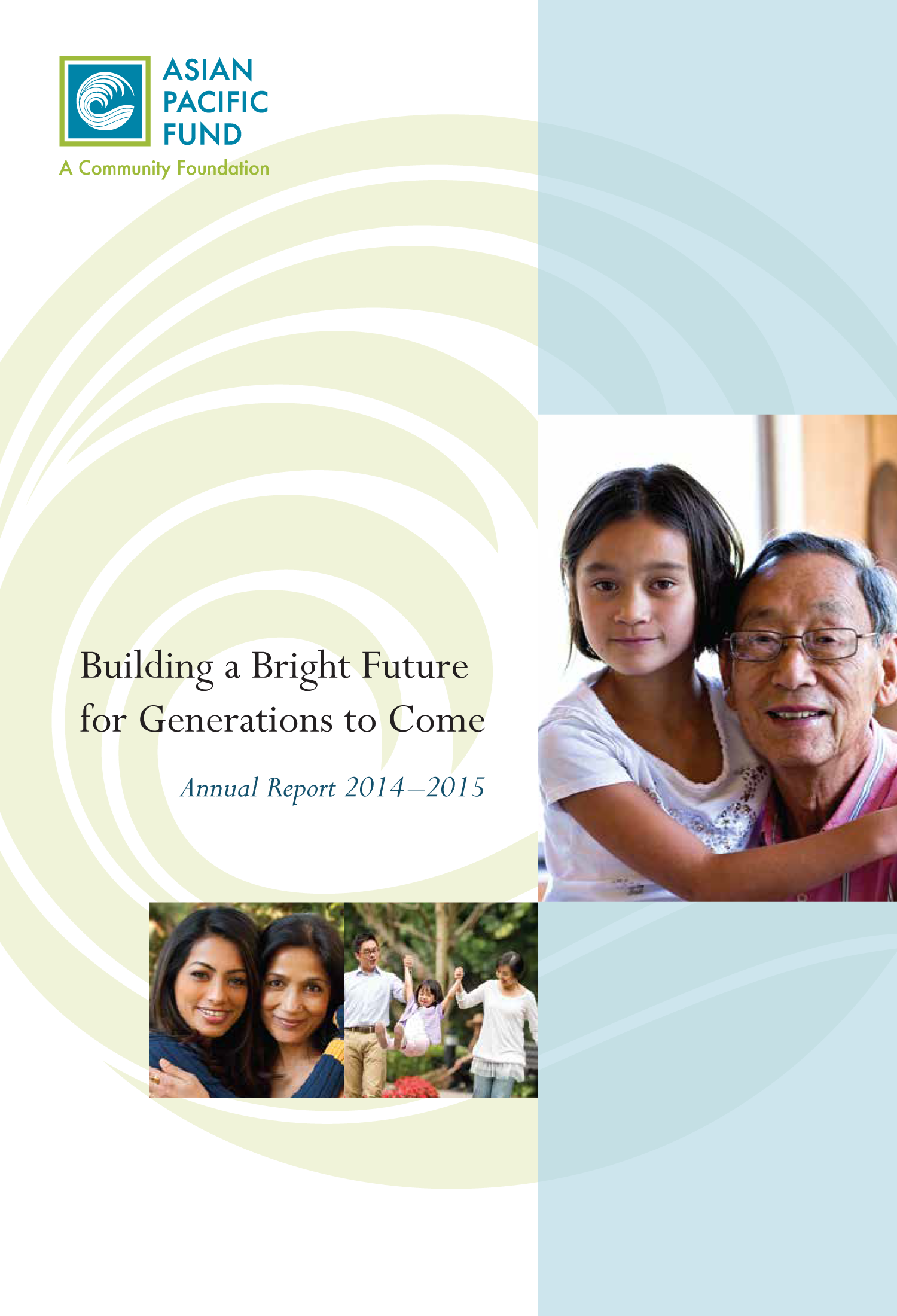 Asian Pacific Fund   Annual Report 2015