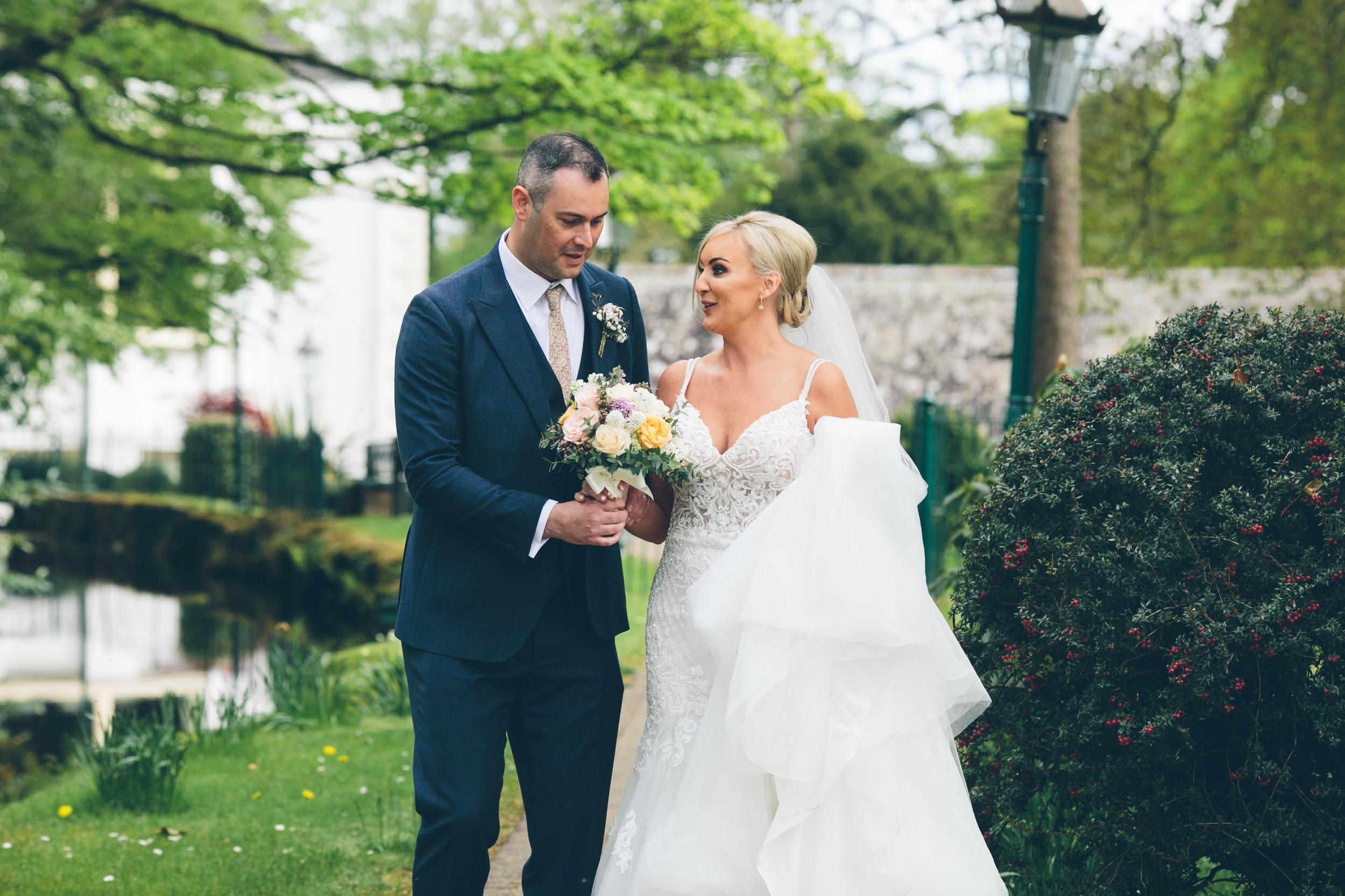 Galgorm Hotel Wedding