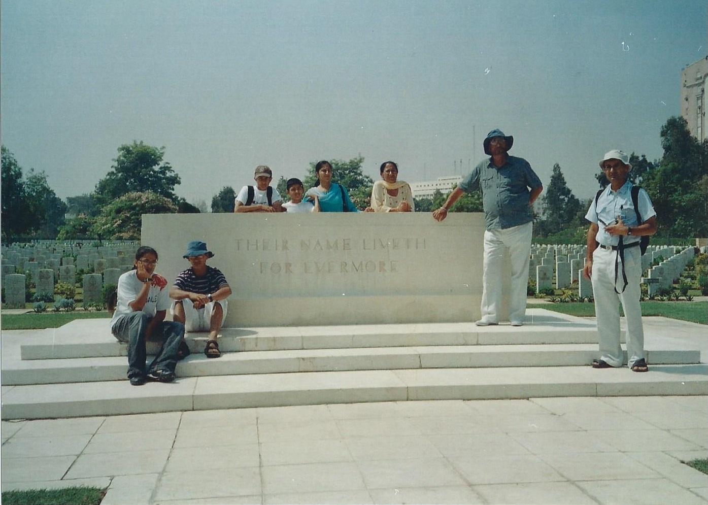 Port Tewfik Memorial in Heliopolis, Egypt