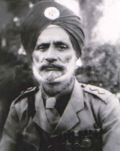 Havildar Natha Singh