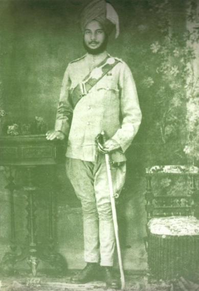 Subedar Surat Singh