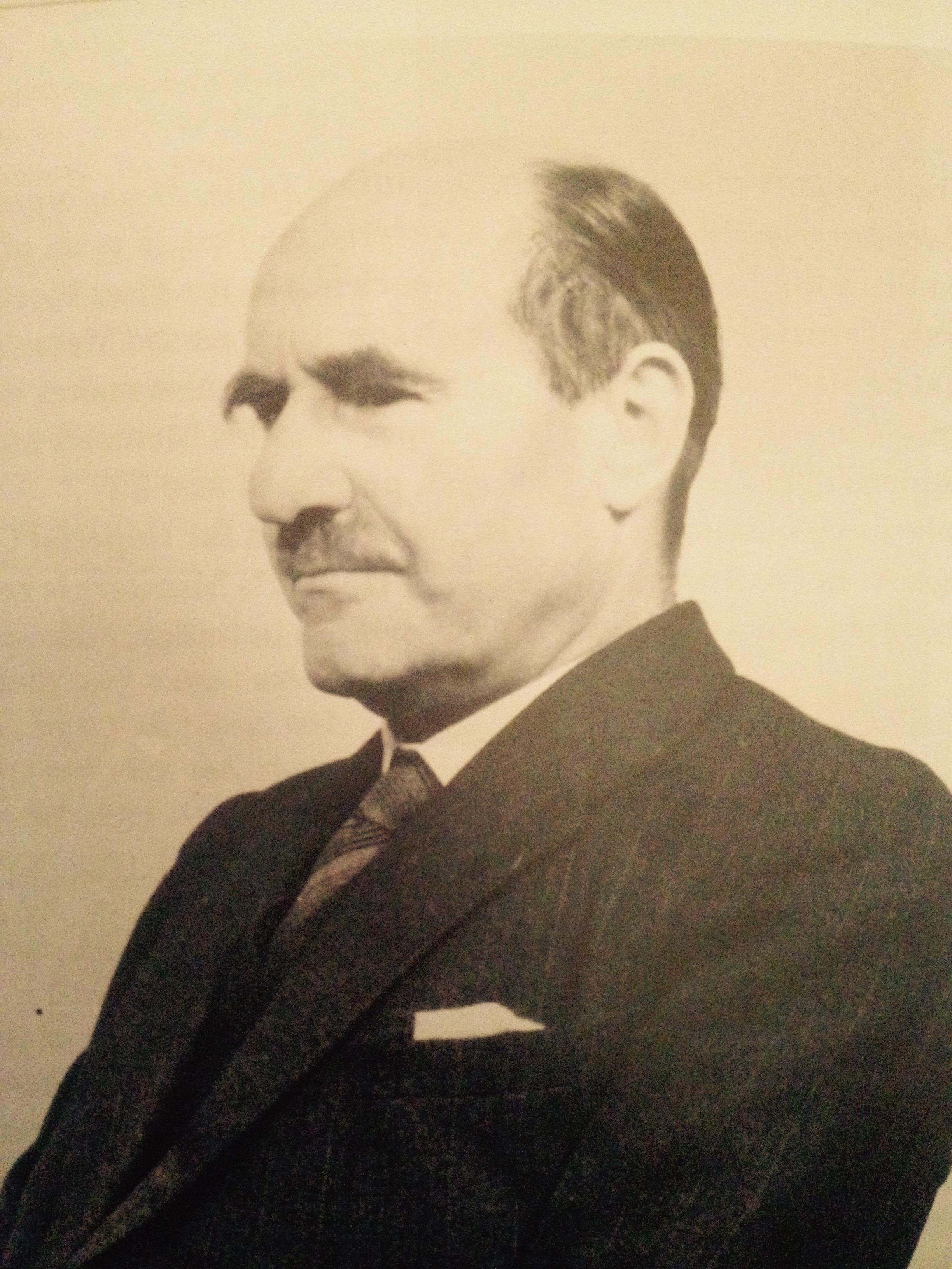 Dudley 'Q' Newitt