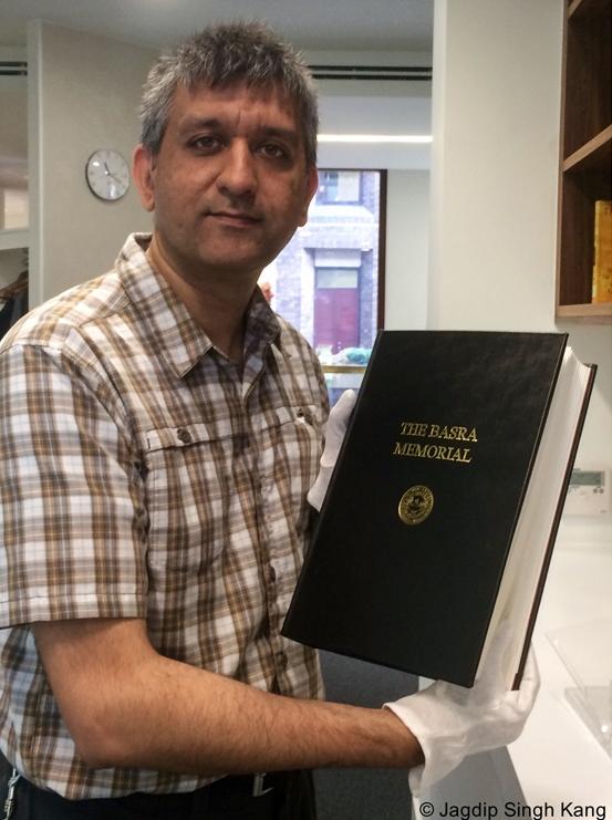 Citizen Historian Jagdip Singh Kang