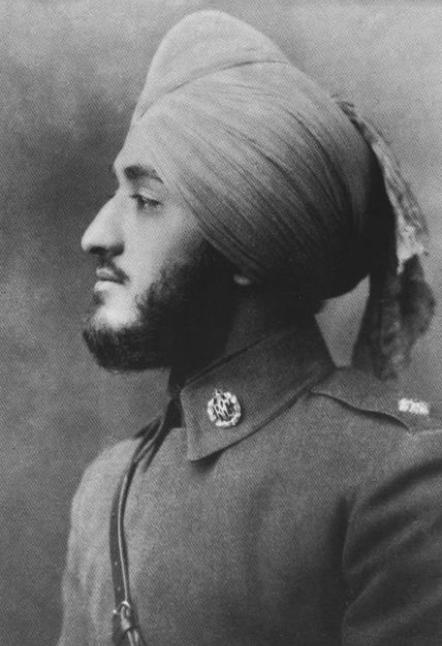 Hardit Singh Malik, c. 1917