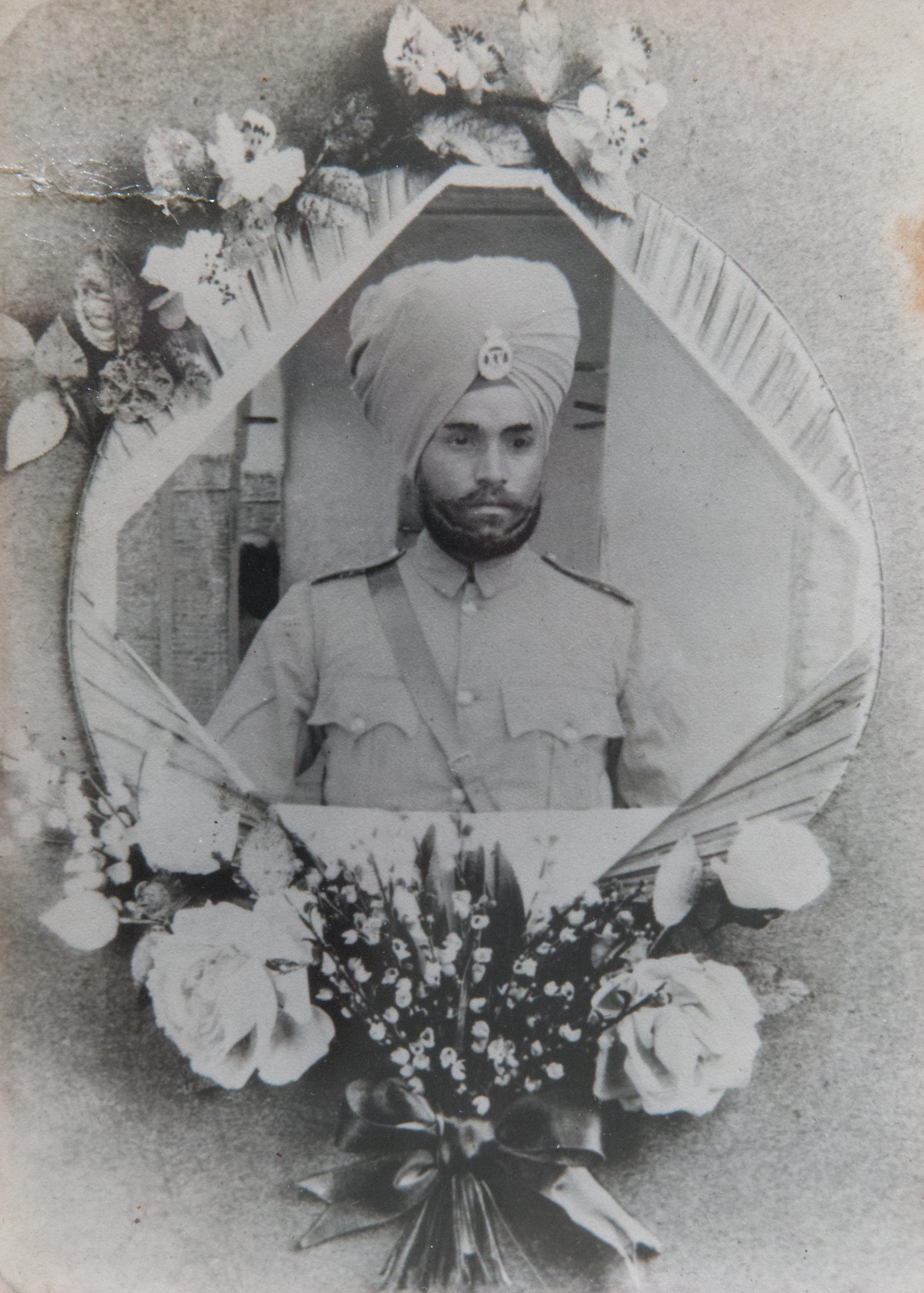 Subedar Manta Singh