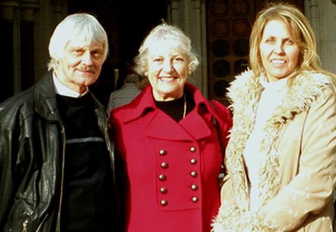 John Ashdown-Hill, Annette Carson, Philippa Langley