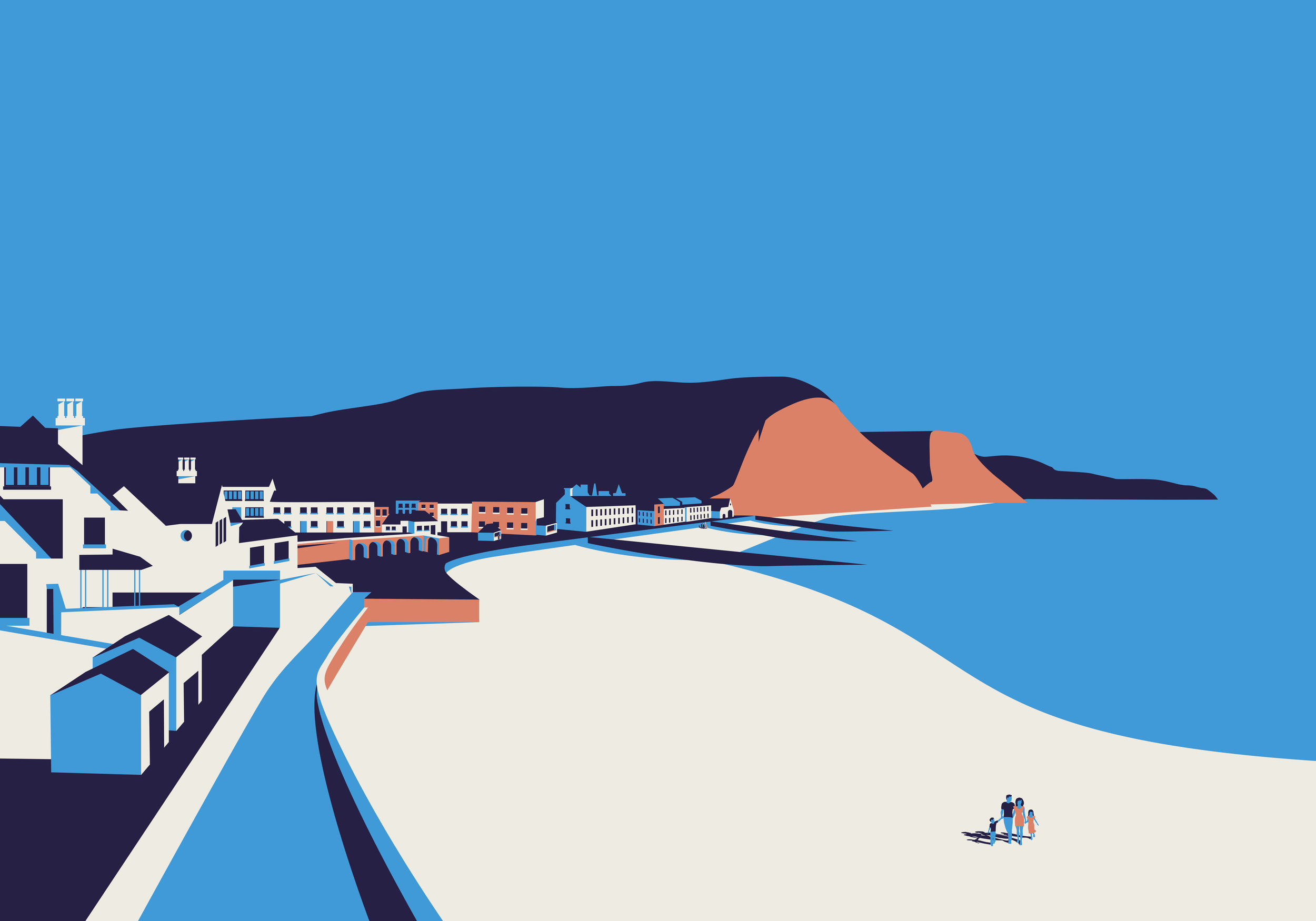 Sidmouth Bay