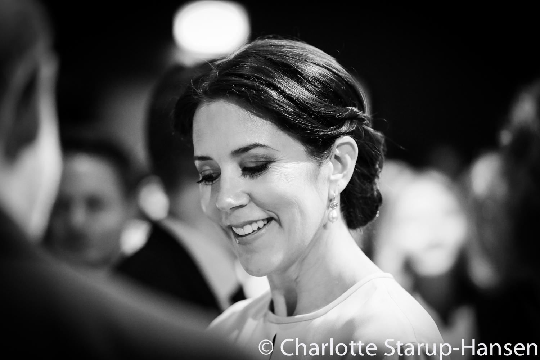 HRH Crown Princess Mary of Denmark by Charlotte Starup-Hansen