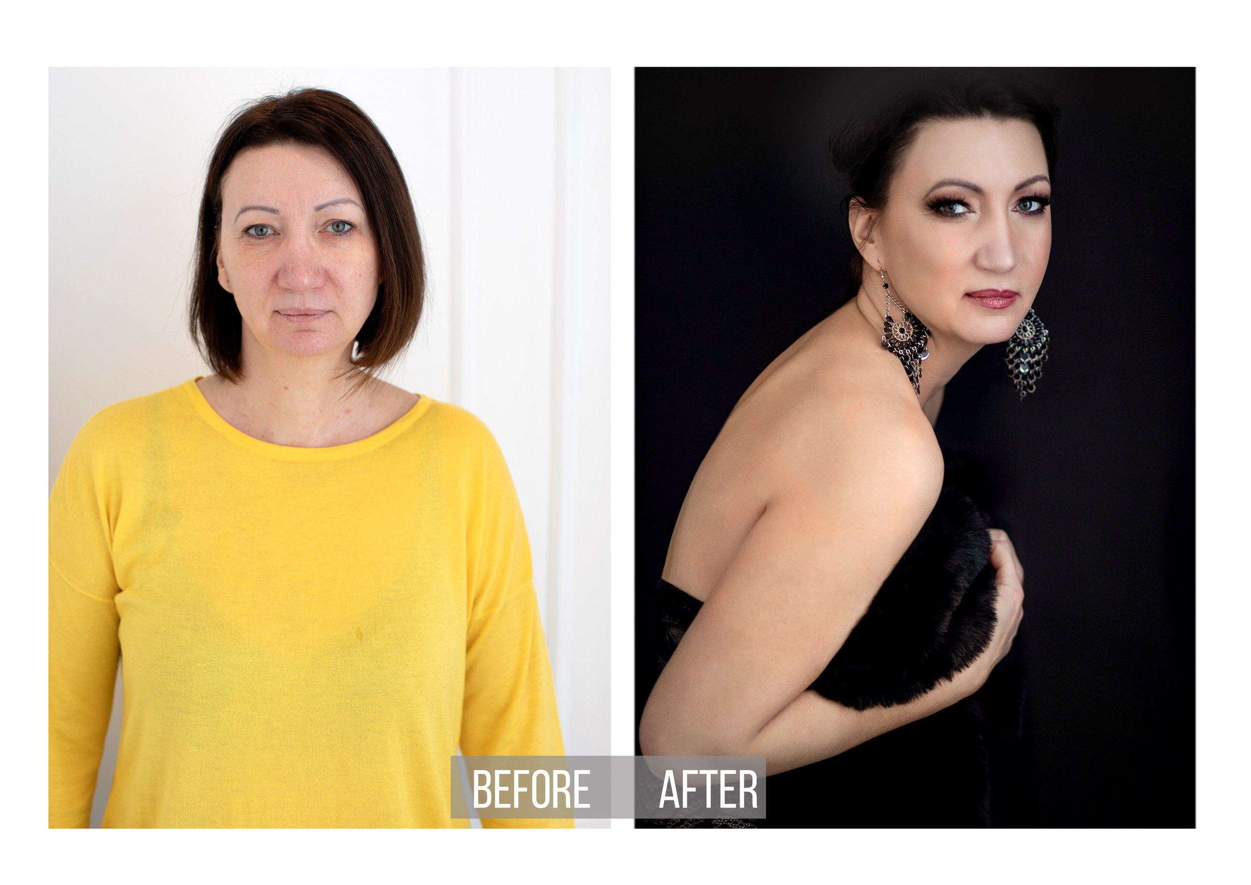 Before-and-After-glamour-makeover-transformation