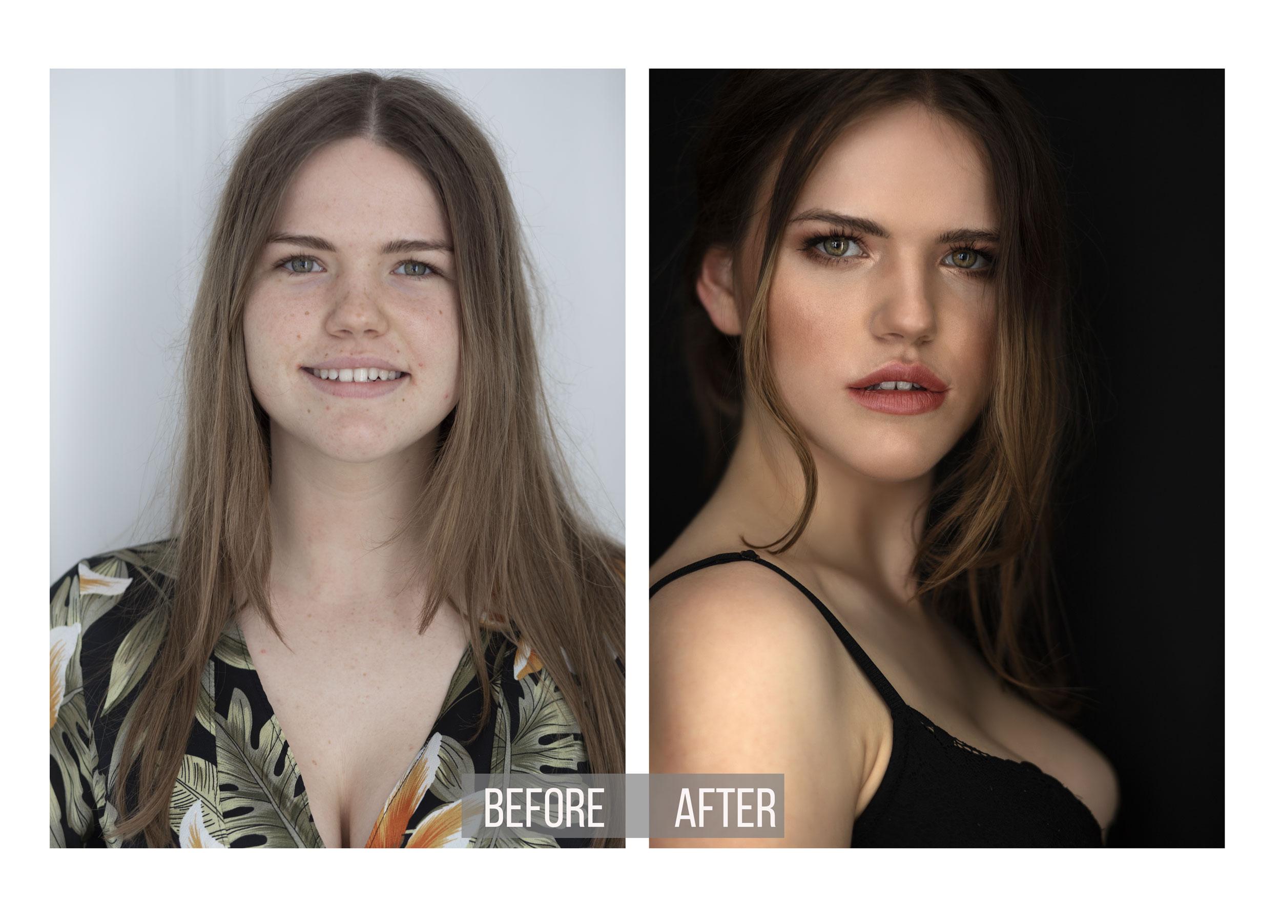 Black-chic-sexy-dess-Vanity-Photoshoot-charlotte-startupphoto