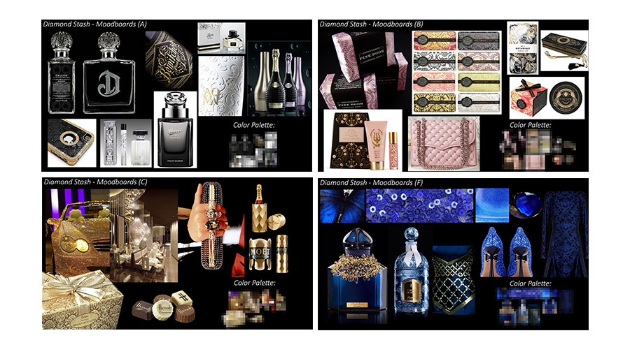 Pre-production - moodboards