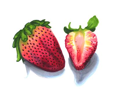 Strawberres