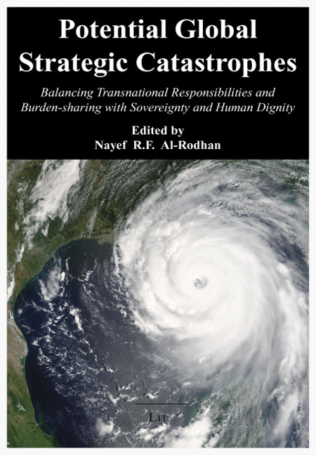 Copy of POTENTIAL GLOBAL STRATEGIC CATASTROPHES: Balancing Transnational Responsibilities and Burden-sharing with Sovereignty and Human Dignity