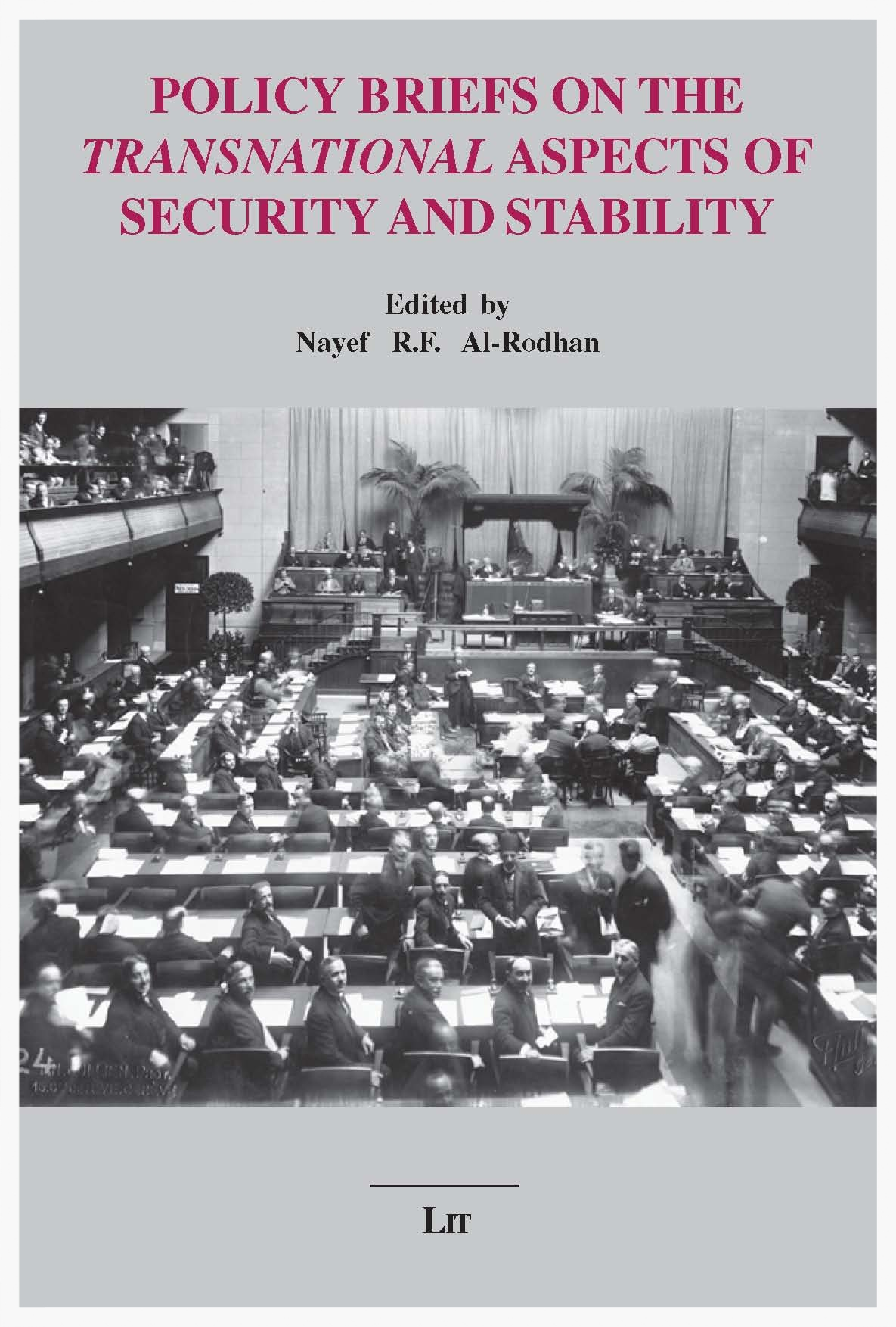 POLICY BRIEFS ON THE TRANSNATIONAL ASPECTS OF SECURITY AND STABILITY
