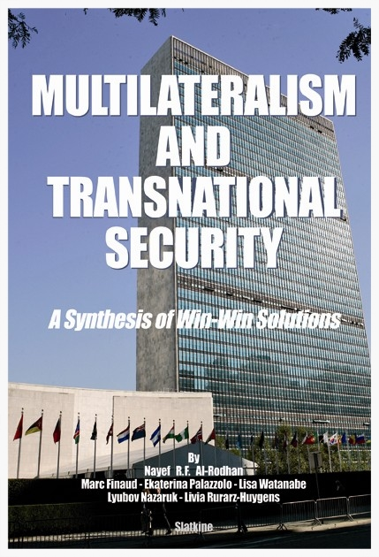 Copy of MULTILATERALISM AND TRANSNATIONAL SECURITY: A Synthesis of Win-Win Solutions