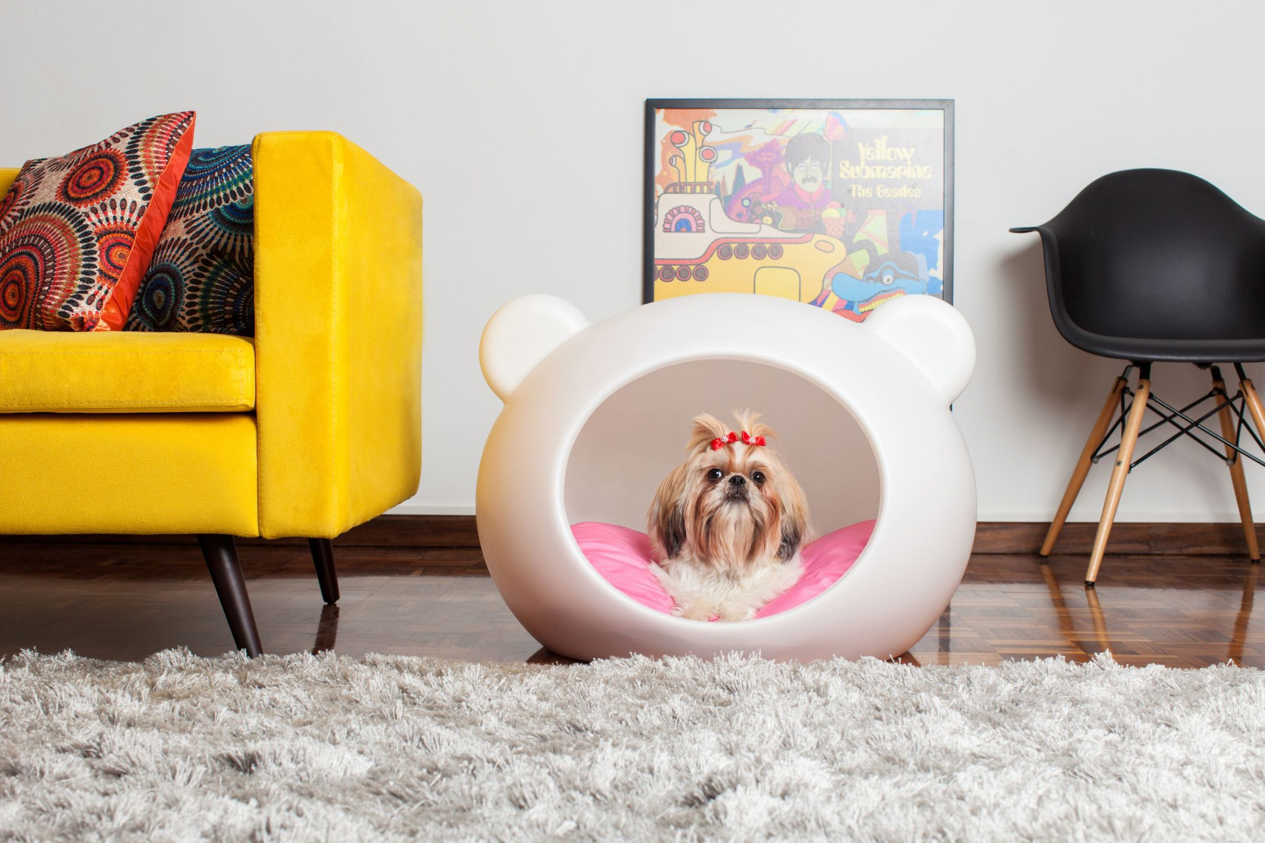 Dog Beds Caves Luxury Pet