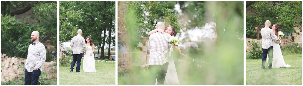 Wedding shot with Jenn Eggleston Photography