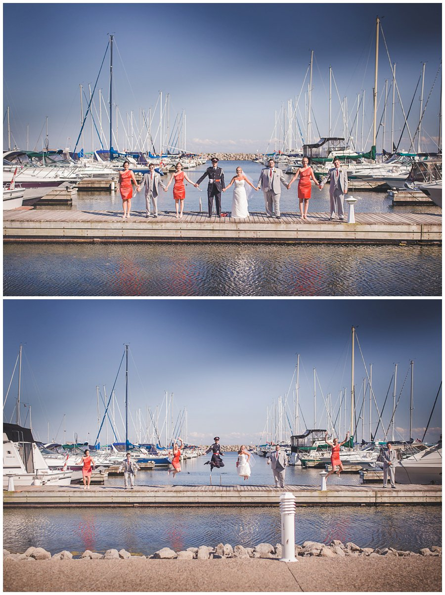 Oakville Harbour Wedding Photography - Love BEe Photography18.jpg
