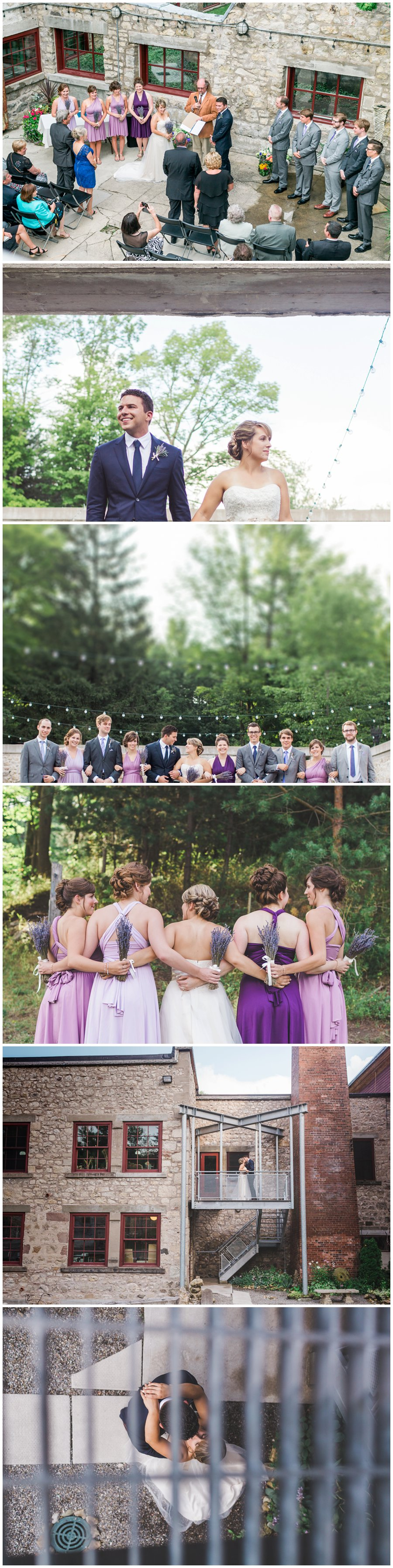 alton mill wedding photography